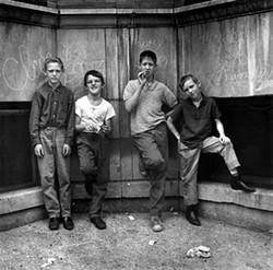 DANNY LYON - Danny Lyon's 'Uptown, Chicago, 1965'