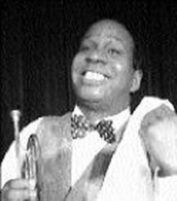 Danny Mullen as Louis Armstrong