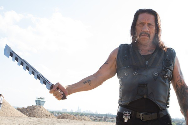 Danny Trejo in Machete (Photo: Fox)