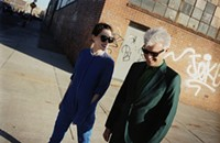 David Byrne & St. Vincent at Belk Theater tonight (6/18/13)