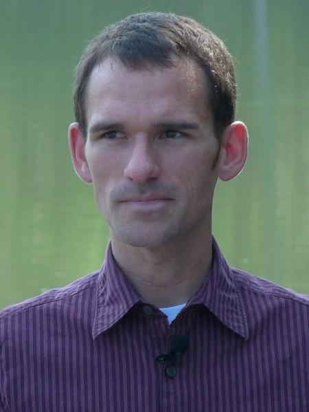 David Merryman, our Catawba Riverkeeper