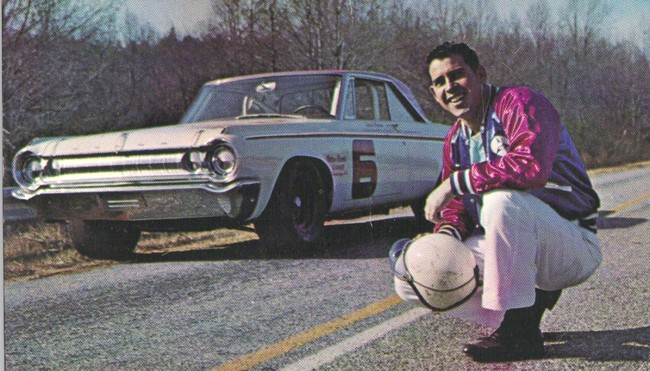 David Pearson: made the Hall on the second go-round