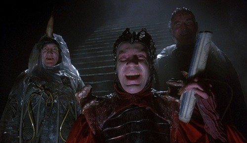 David Warner (center) in Time Bandits (Photo: Criterion Collection)
