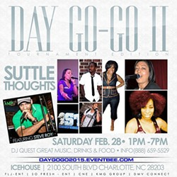 Day Go-Go 2015 w/Suttle Thoughts