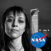 Charlotte social media maven at NASA space launch