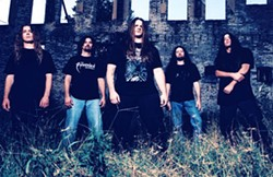 DEATH METAL LIVES: Cannibal Corpse