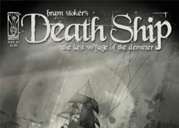 Quickie comic review: <em>Bram Stoker's Death Ship: The Last Voyage of the Demeter No. 1</em>