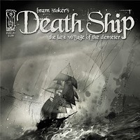 Quickie comic review: <em>Bram Stoker's Death Ship: The Last Voyage of the Demeter No. 1</em>