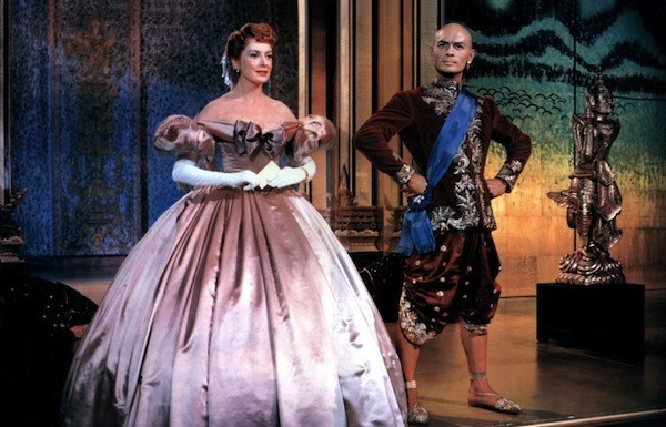 Deborah Kerr and Yul Brynner in The King and I (Photo: Fox)