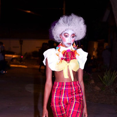 Delirium Fashion Show, 9/10/11