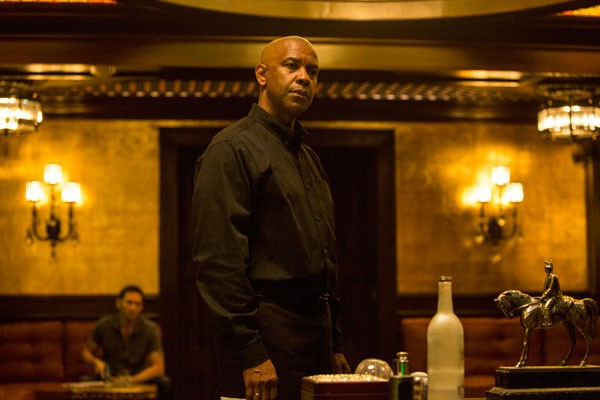 Denzel Washington in The Equalizer - COLUMBIA