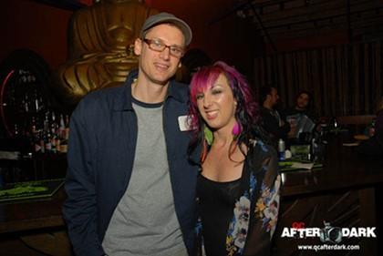 Dharma Lounge, 12/3/11