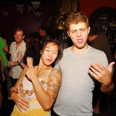 Dharma Lounge, 9/25/10