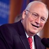 Vote in Irony Contest: Imams bumped from Charlotte-bound flight, or Cheney disses Obama's competence