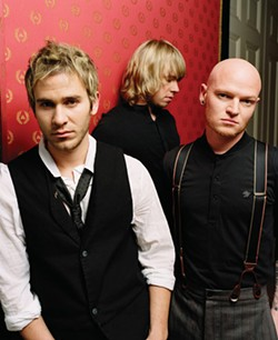 DIGGING DEEP: Lifehouse