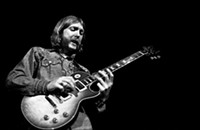 Dinner with Duane Allman, sort of