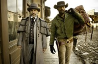 Christmas Week Film Reviews: <em>Django Unchained; Les Miserables; Jack Reacher; This Is 40; The Guilt Trip</em>