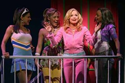 DO BLONDES HAVE MORE FUN?: Performances of Legally Blonde The Musical will go down at Ovens Auditorium through April 26.