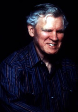 Doc Watson at the McCelvey Center on Saturday