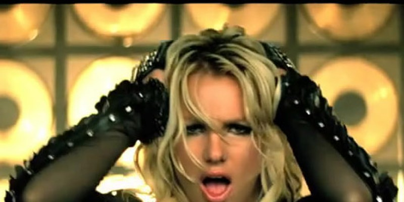 Don't expect a Britney Spears review...