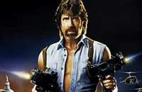 Double feature for Chuck Norris birthday bash
