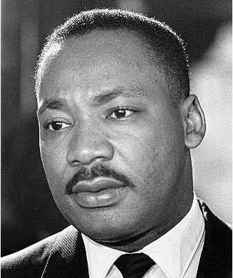 Dr. Martin Luther King, Jr.-- Know the difference