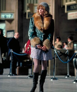 COURTESY OF THE CRITERION COLLECTION - DRESSED TO KILL: Nancy Allen in Blow Out