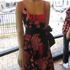 Dressy Item: Print dress