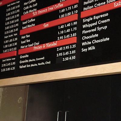 PJ's Coffee & Lounge, 10/16/08