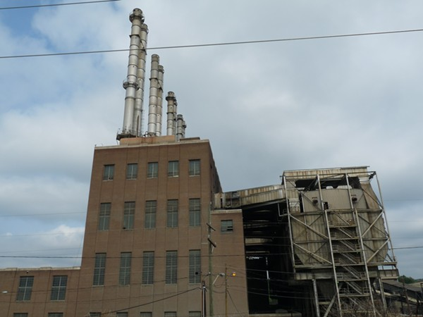 Duke's 81-year-old Riverbend plant, just a few miles from Uptown.