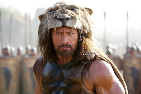 Dwayne Johnson in Hercules - PARAMOUNT