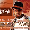 Dwele in Charlotte this Sunday
