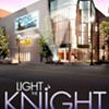 Early news on Knight Theater opening