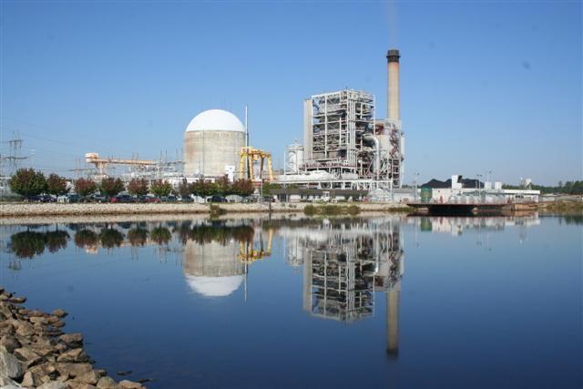 E.B. Robinson nuclear plant in Hartsville, SC