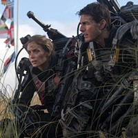 Edge of Tomorrow, Obvious Child, Salvador among new home entertainment titles