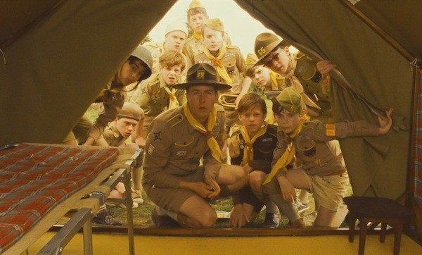 Edward Norton (center) in Moonrise Kingdom (Photo: Focus Features)
