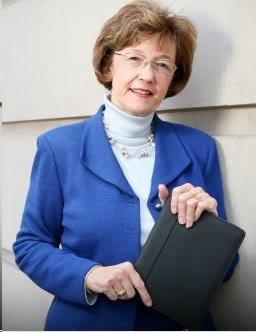 Elaine Marshall, Democratic candidate for U.S. Senate