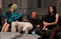 <i>The Hunger Games</i>: Great taste, less filling