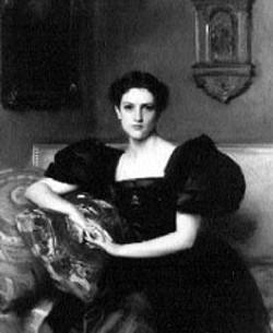 ELIZABETH WINTHROP CHANLER (1893) by John - Singer Sargent