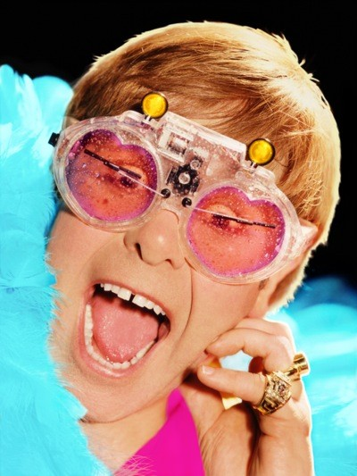 Elton John: Available for multi-millionaires' weddings, birthdays and bar mitzvahs