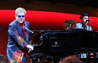 Live review: Elton John, PNC Music Pavilion (6/14/2014)