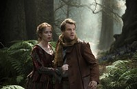 <i>Into the Woods</i> and out with mixed results