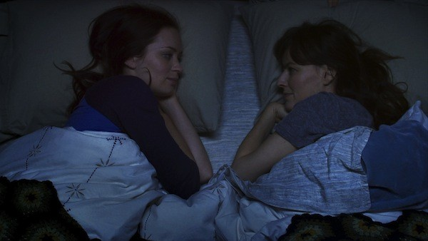 Emily Blunt and Rosemary DeWitt in Your Sister's Sister (Photo: Fox)
