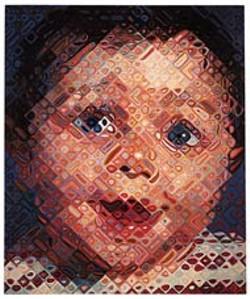 EMMA by Chuck Close