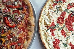 ASHLEY GOODWIN - EMPIRE STATE OF MIND: New York style pizza at Libretto's Pizzeria