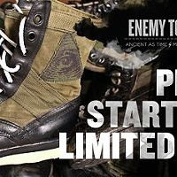 Enemy To Fashion to unleash limited edition boots