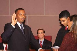 JASIATIC - ENTER MAYOR FOXX: Anthony Foxx became Charlotte's new head honcho in 2009