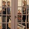 Estrangers at the Visulite Theatre tonight (7/7/2012)