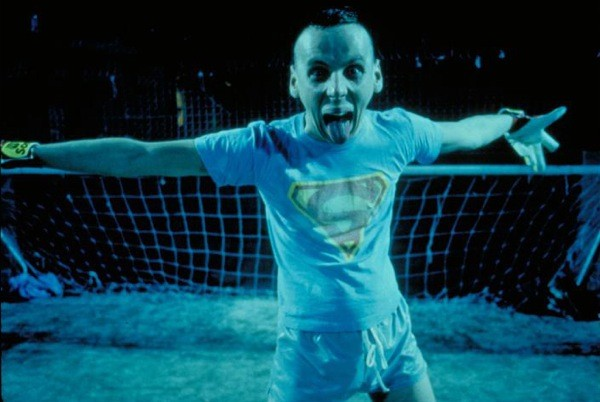 Ewan Bremner in Trainspotting