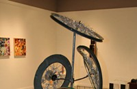 Exhibit: <i>Recycled Art</i>